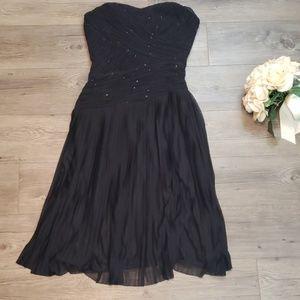 Sue Wong Dress | Gatsby Style Dress Black Dress